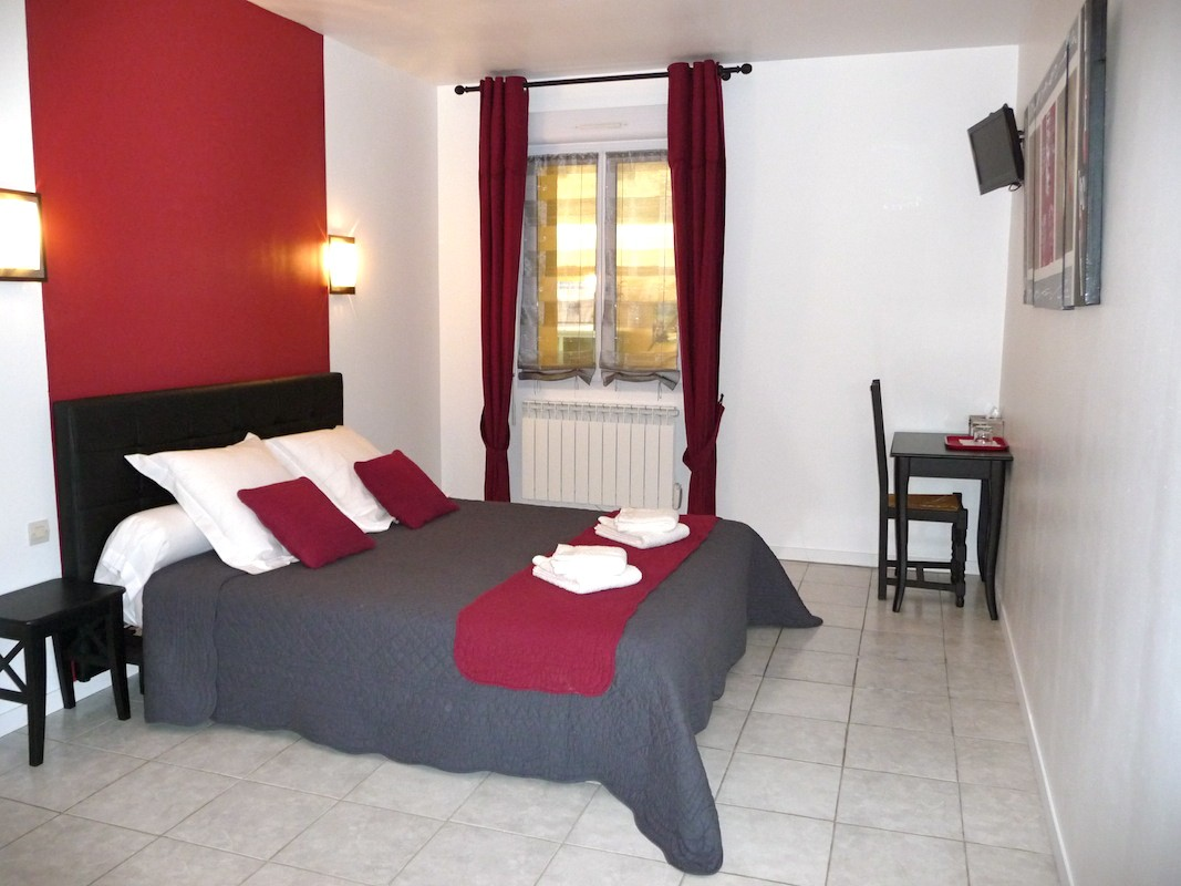 Chambresdhotesvaucluse nos locations for Chambre 2 personnes complete